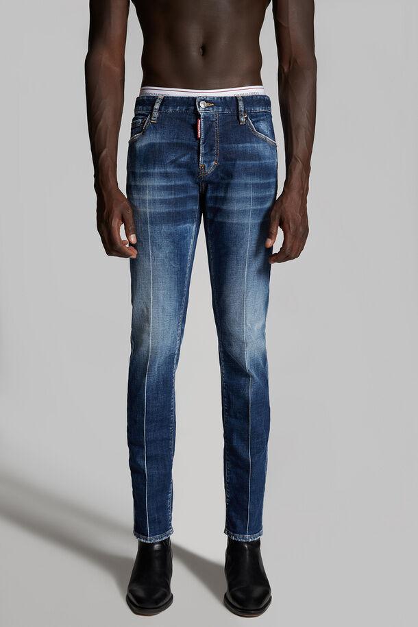 Riga Wash Slim Jeans - Dsquared2