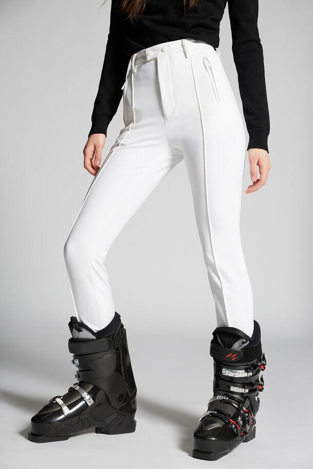 High-Waisted Ski Pants - Dsquared2