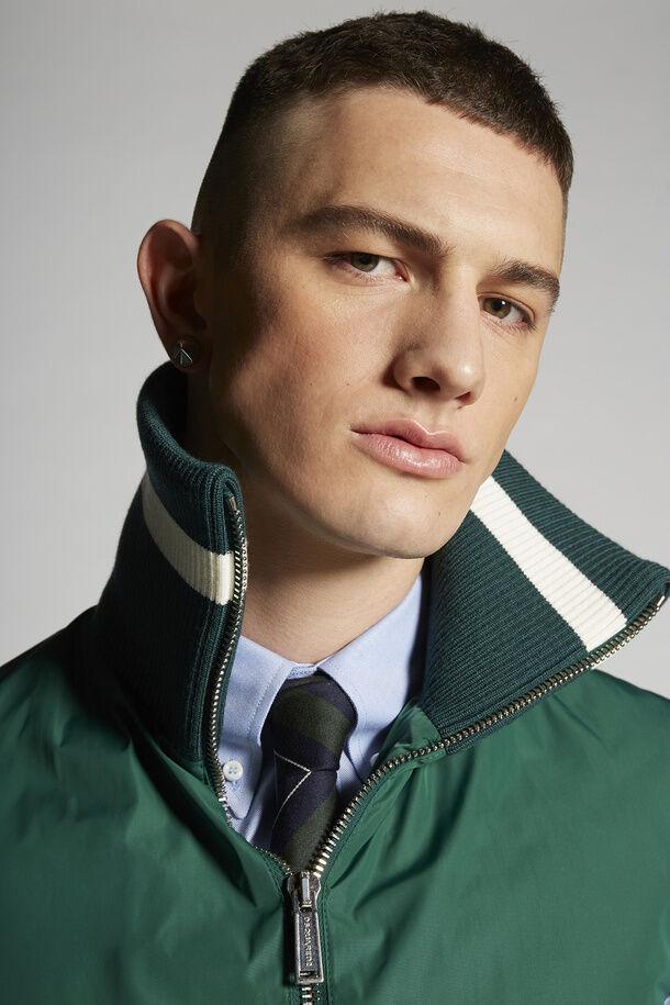 Nylon Sports Collar Vest - Dsquared2