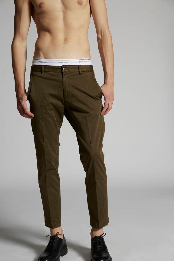 Pantaloni da ragazzo in cotone - Dsquared2