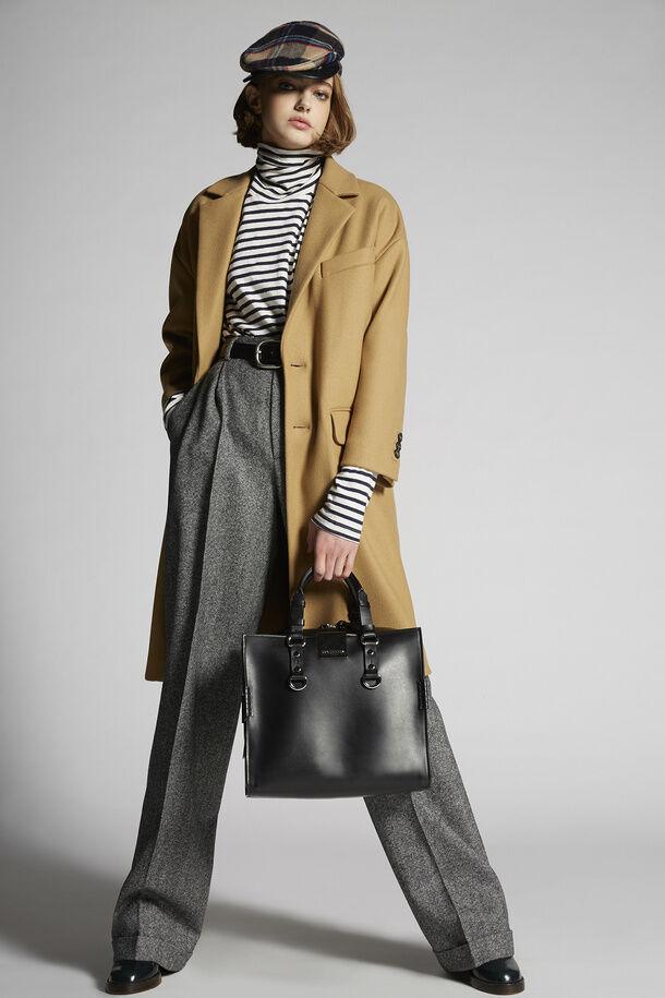 Cappotto in lana vergine - Dsquared2