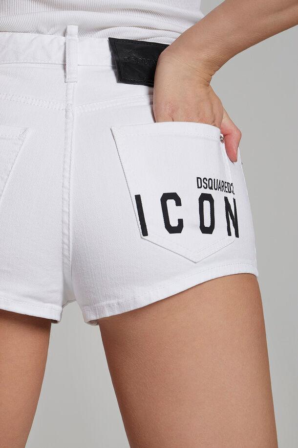 Pantaloni caldi Icon Bull Garment - Dsquared2