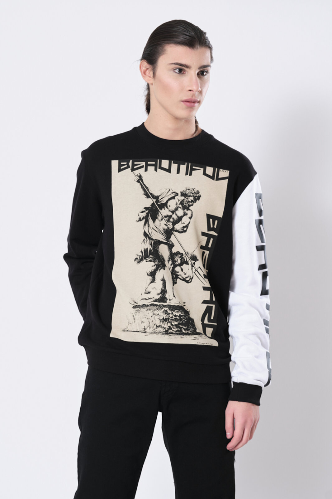 Triton Sweatshirt - Beautiful Bastard