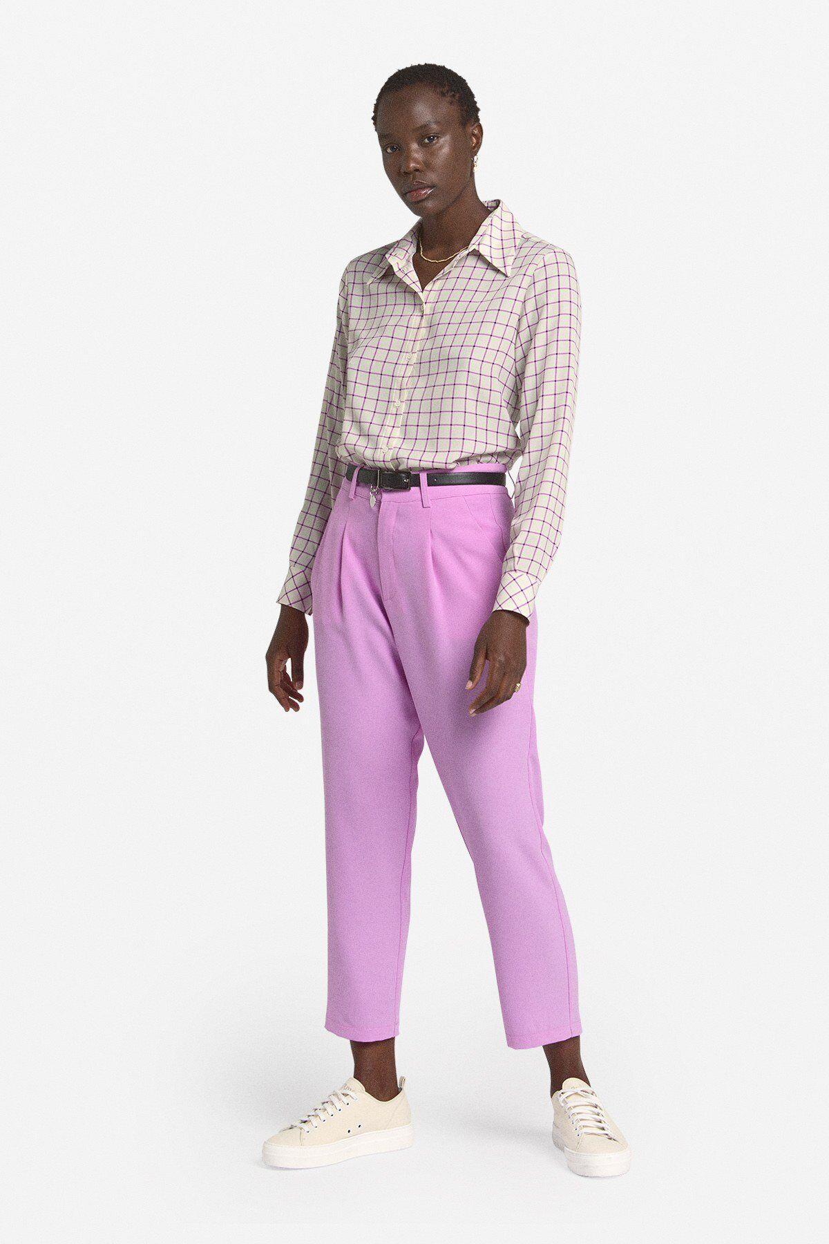 Camicia A Quadri - ottod'Ame