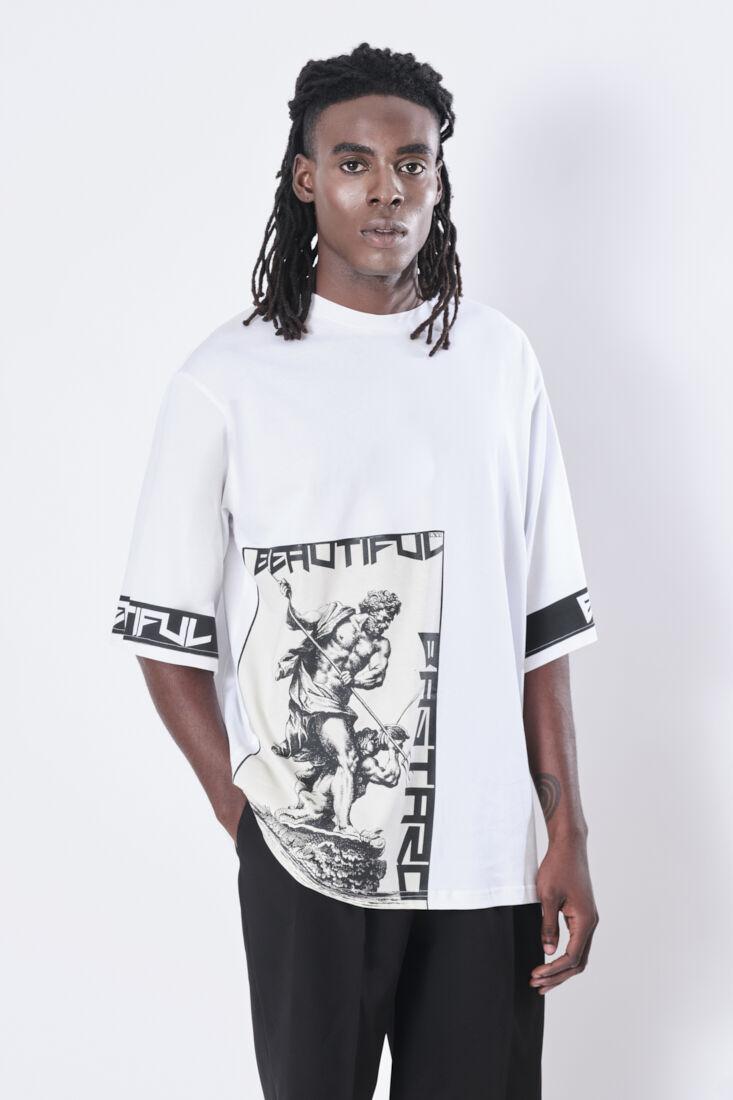 Triton Tshirt - Beautiful Bastard