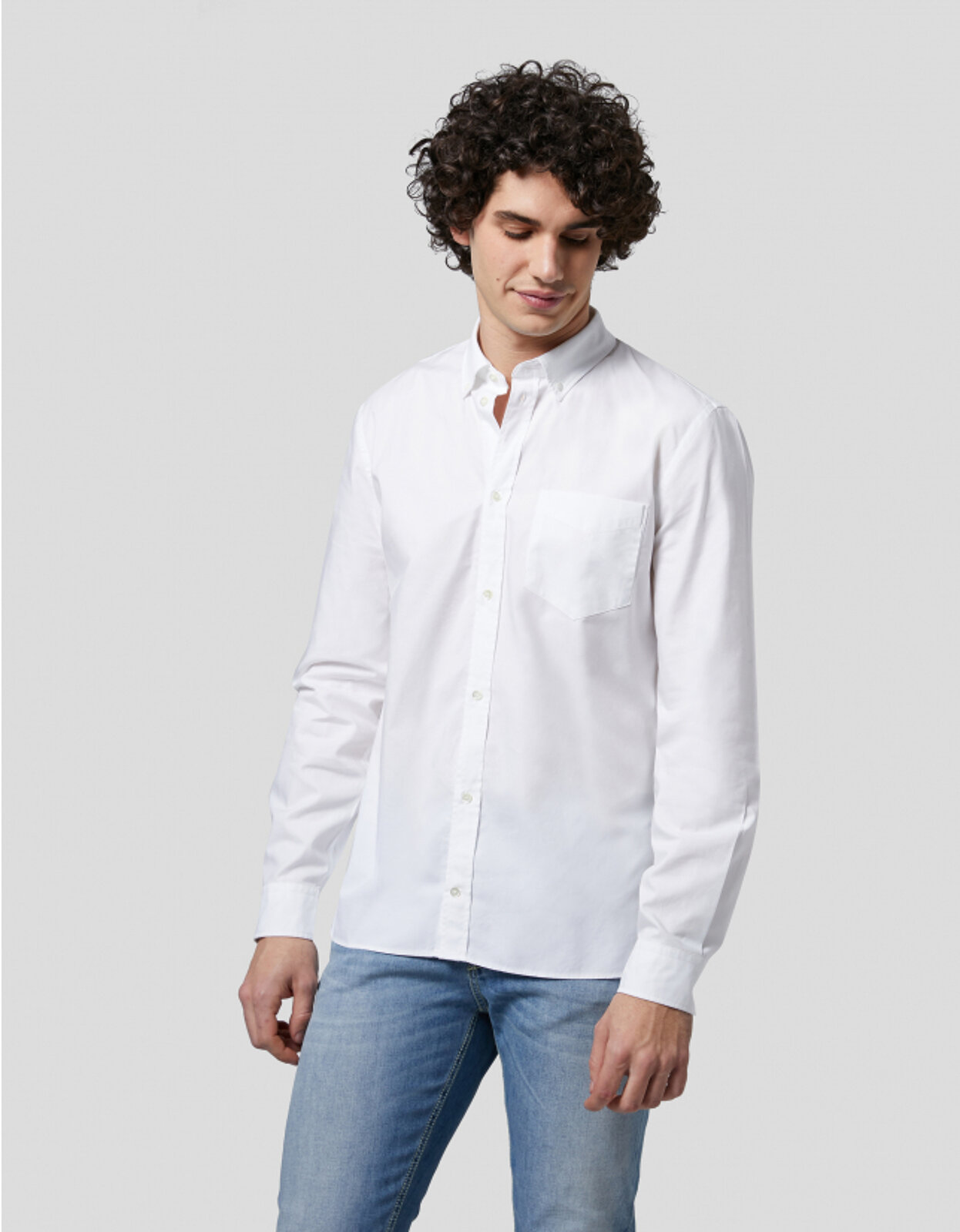 Camicia In Oxford - Dondup