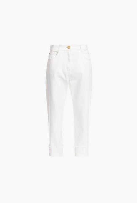 Jeans Boyfriend Bianchi - Balmain