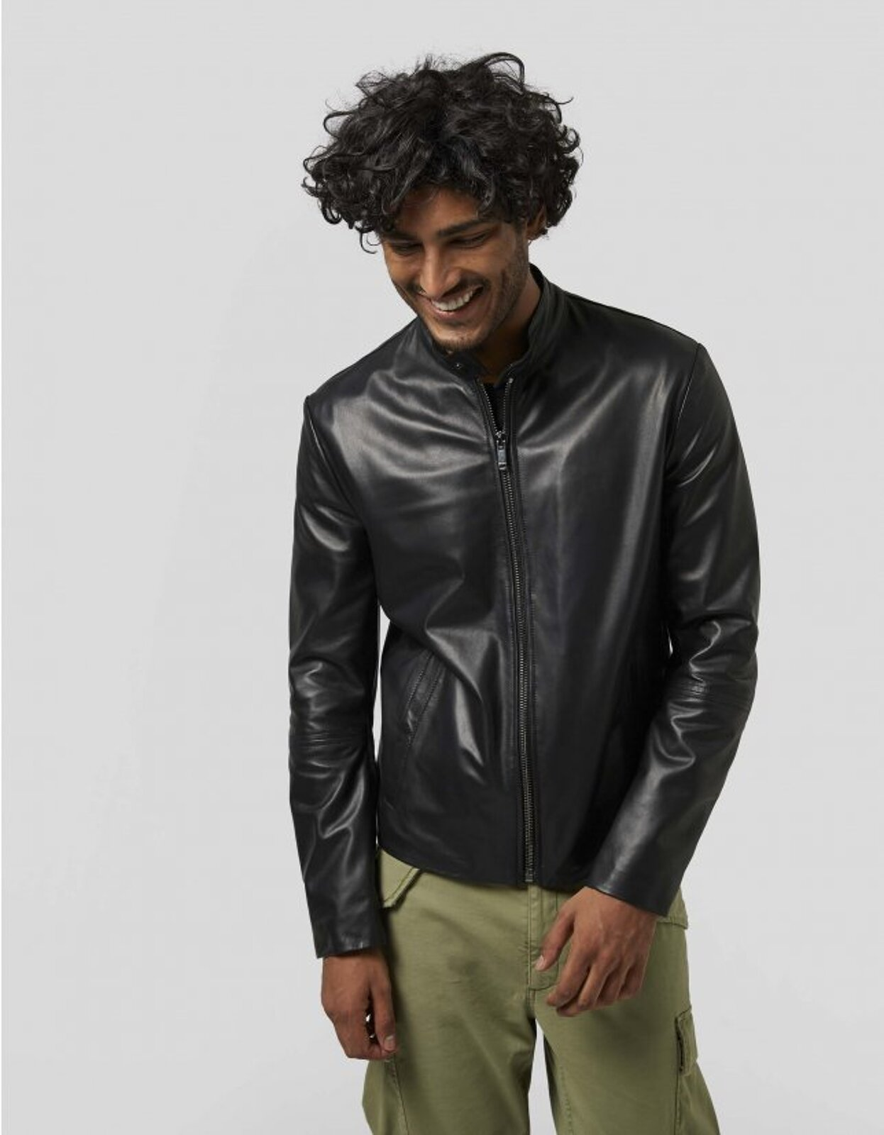 Biker In Nappa - Dondup