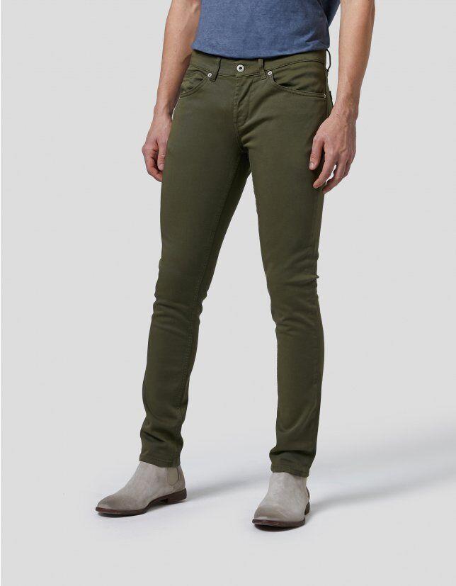 Jeans Skinny George In Bull Denim - Dondup