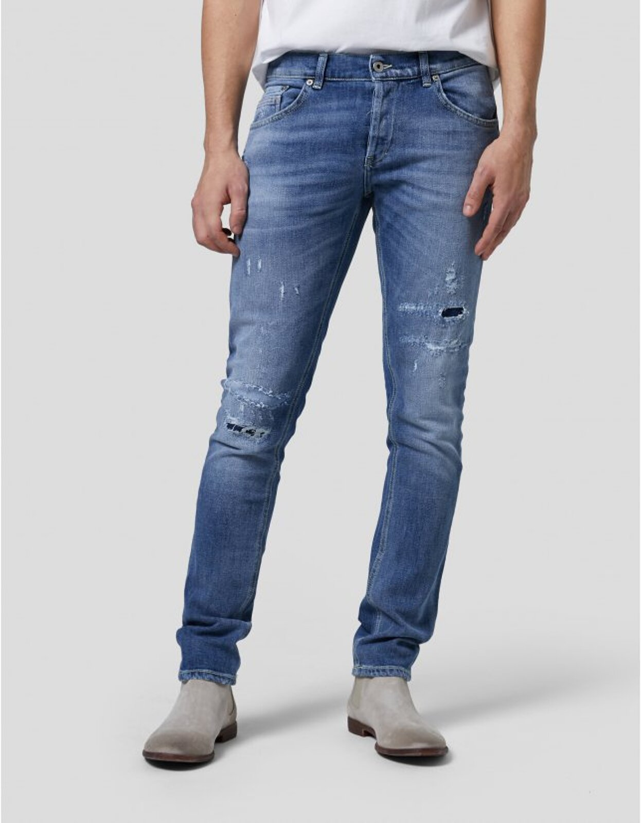 Jeans Skinny Ritchie - Dondup