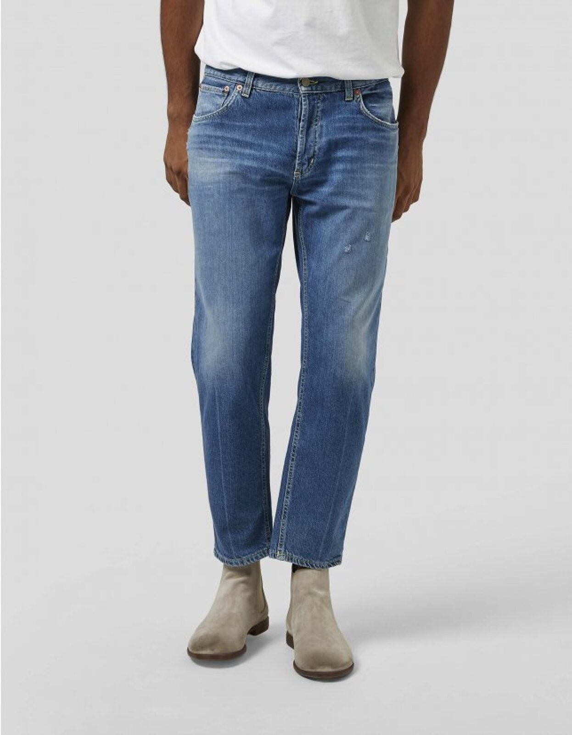 Carrot Brighton jeans - Dondup
