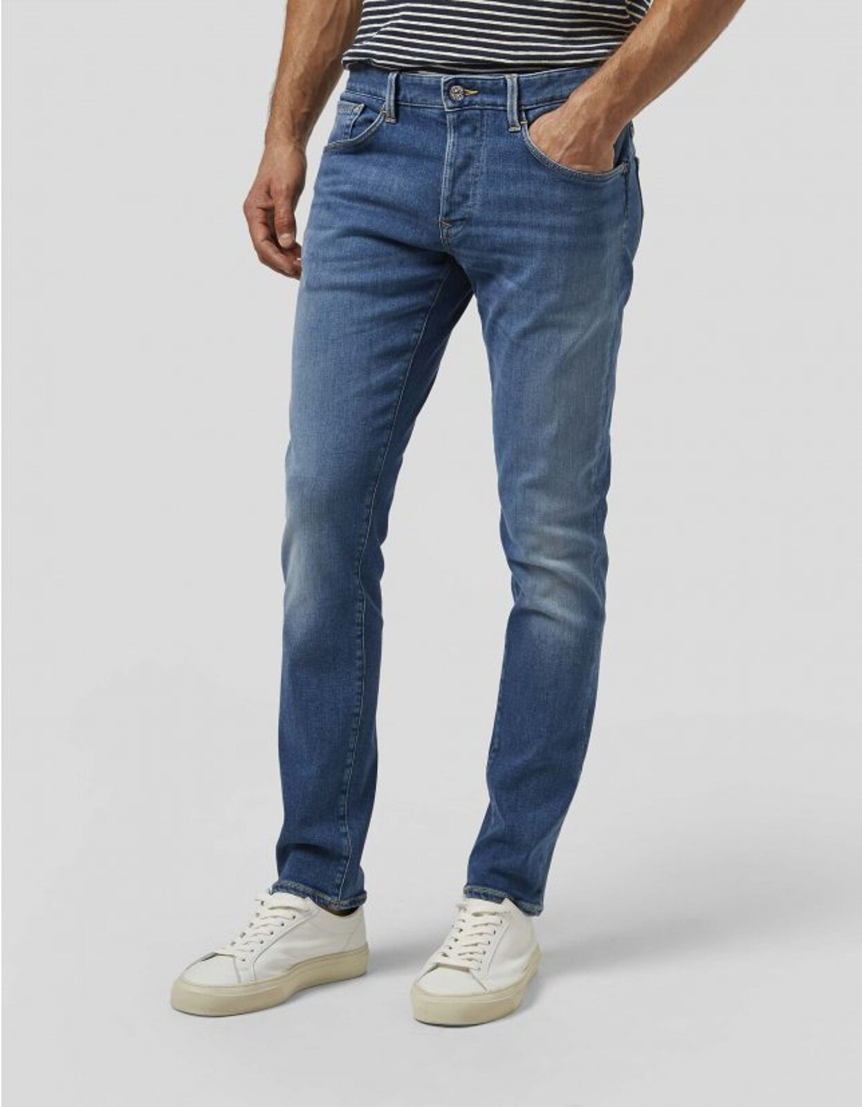Slim Tailored Jeans - Dondup