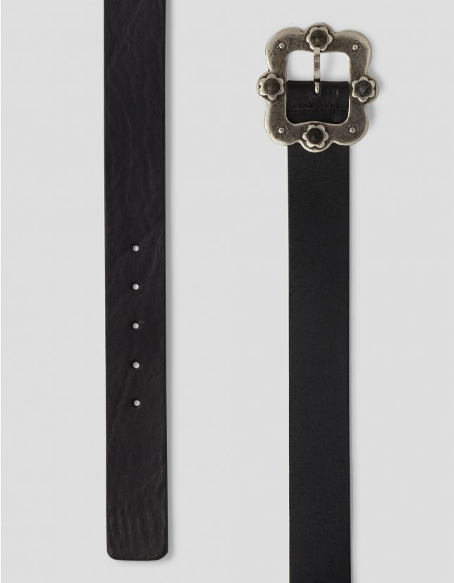 Soft Leather Belt - Dondup