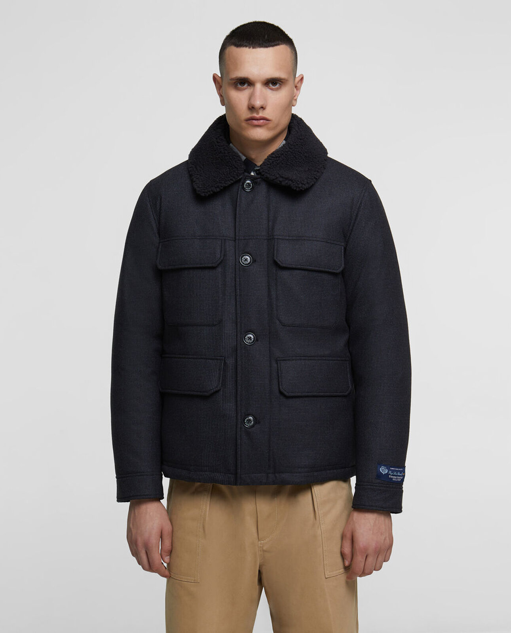 Luxury Stag Jacket - Woolrich